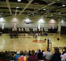 Robinson Volleyball v Paris