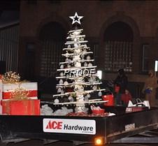 Ace Hardware float