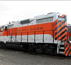 WP-2001 - EMD GP-20 Locomotive