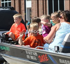 dare bass boat