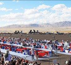 Reno Air Races 2010 - Unlimited The 2010 Reno National Championship Air Races and Air Show took place September 15 thru the 19th at Reno Stead Airport in northern Nevada. There are seven racing classes. The photos in this sub-album are of the Unlimited class which flies a 8.47 mile cours