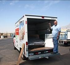 Jim Gabelich Loading The Truck
