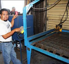 EagleWings Iron Craft, Laser Cutting