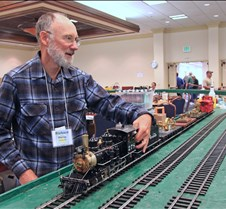 Richard Murray & His Live Steam Loco