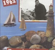 Doug on the water 1962
