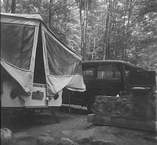 1970 camping in the adirondacks