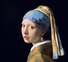 433Girl with a Pearl Earring-Johannes Ve