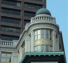 Boston corner