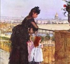 On the Balcony-Berthe Morisot-1872-Art I