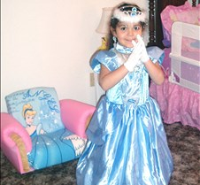 Our True Princess Dec 05 4 yrs old