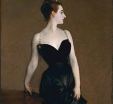Madame X (Madame Pierre Gautreau) - John