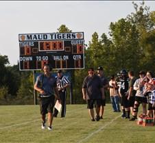 Maud Football 8-31-17