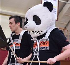 band drum panda
