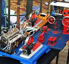 Harold Dunsford Stationary Steam Engine