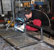 EagleWings Iron Craft, Welding