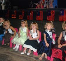 Girls sitting