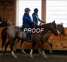 February 17,2018 East coast mounted patrol  association clinic . Raven Hill