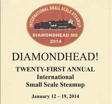 _2014 Int'l Small Scale Steamup Diamondhead Updated 02-22-2014. 