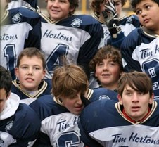 Bomber Champs 2007 Peewee Champions 2007