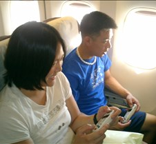 006 me and scott playing tetris