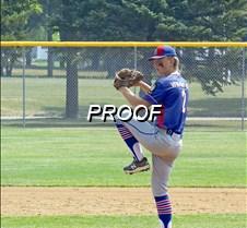 PJ Johnson pitching