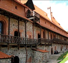 Trakai Castle, Vilnius Lithuania