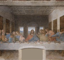 Last Supper - Leonardo DaVinci - 1520