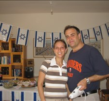 Yom Haatzmaut at the Chon's 2006 029