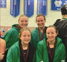 200 free relay