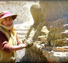 Making of Stupas