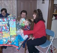 April 11, 2005 - Tanner's 4th Birthday