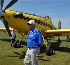 Air tractor perspective