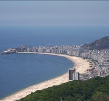 Pão de Açúcar - Copacabana Beach from Tr