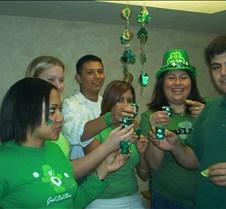 irish party toast