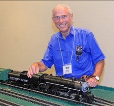 Bill Turkel & His SP 2-10-2 Loco