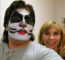 2000-03-18 First KISS concert at The Pond, Anaheim My first ever KISS concert at The Pond in Anaheim, CA.  I'm in Peter Criss (the drummer) makeup.