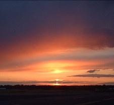 sunset - South Brunswick sunset 4