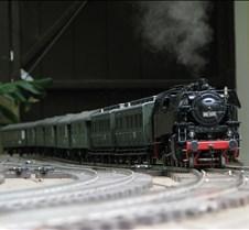 Aster BR-86 Live Steam Loco