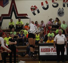 N-P Volleyball, Sept. 23, 2014