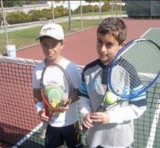 Tennis 6th 105