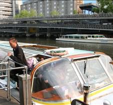 Coming Ashore Amsterdam
