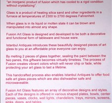 FusionArt Glassware