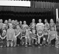 Track and field awards