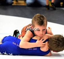 youth wrestling henry milbeck