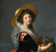 Portrait of Marie Gabrielle de Gramont,