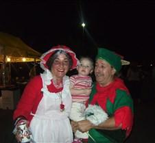 Christmas at Miramar Fire Station, 2007