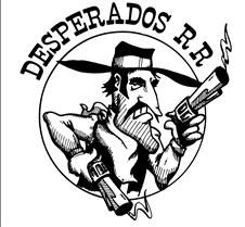 Rick Parker's Desperados Railroad Logo
