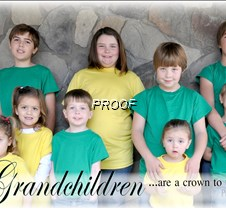 Stambaugh Grandchildren - 2011