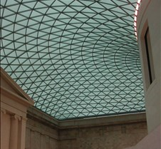 the roof around the Great Reading Room i