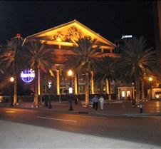 Harrah's Casino in New Orleans